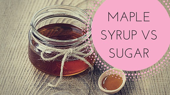Battle of the Sweetness: Maple Syrup vs Sugar