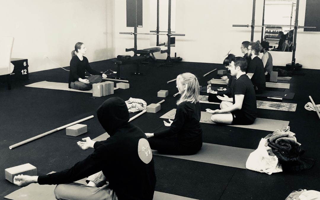 Mindfulness Through Movement with Coach Abby Maroko
