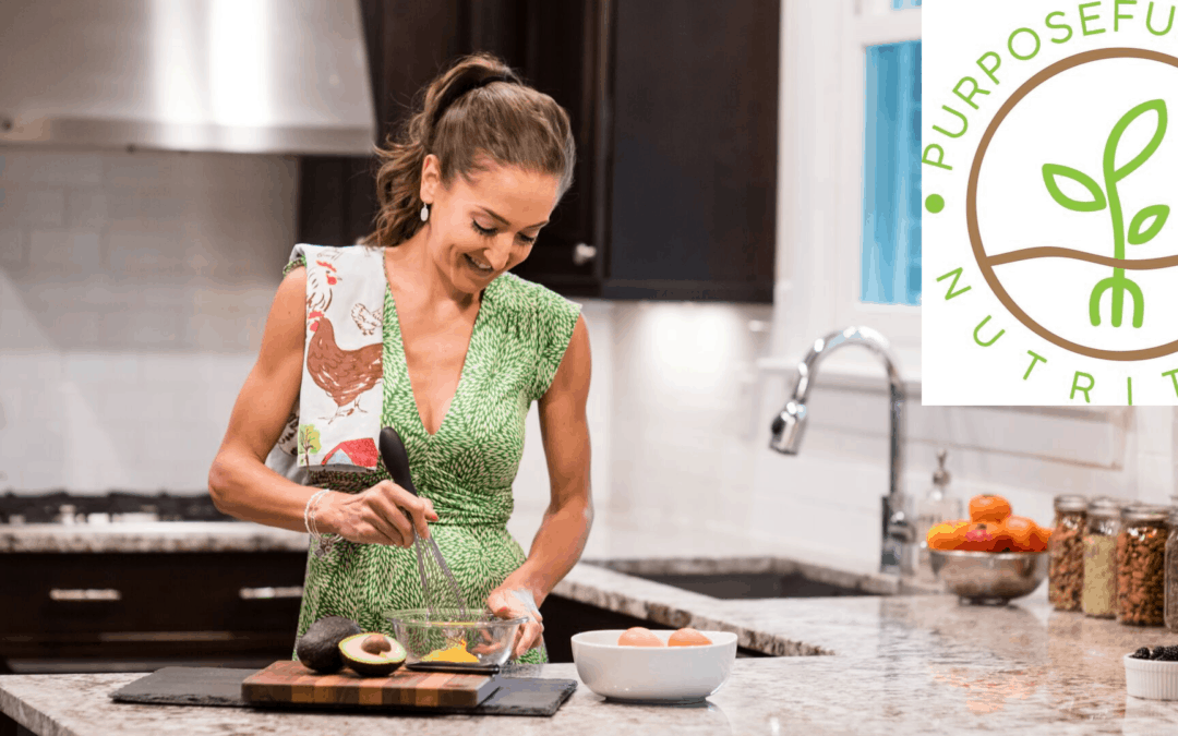 Nutrition for the Pregnant and Postpartum Mamas
