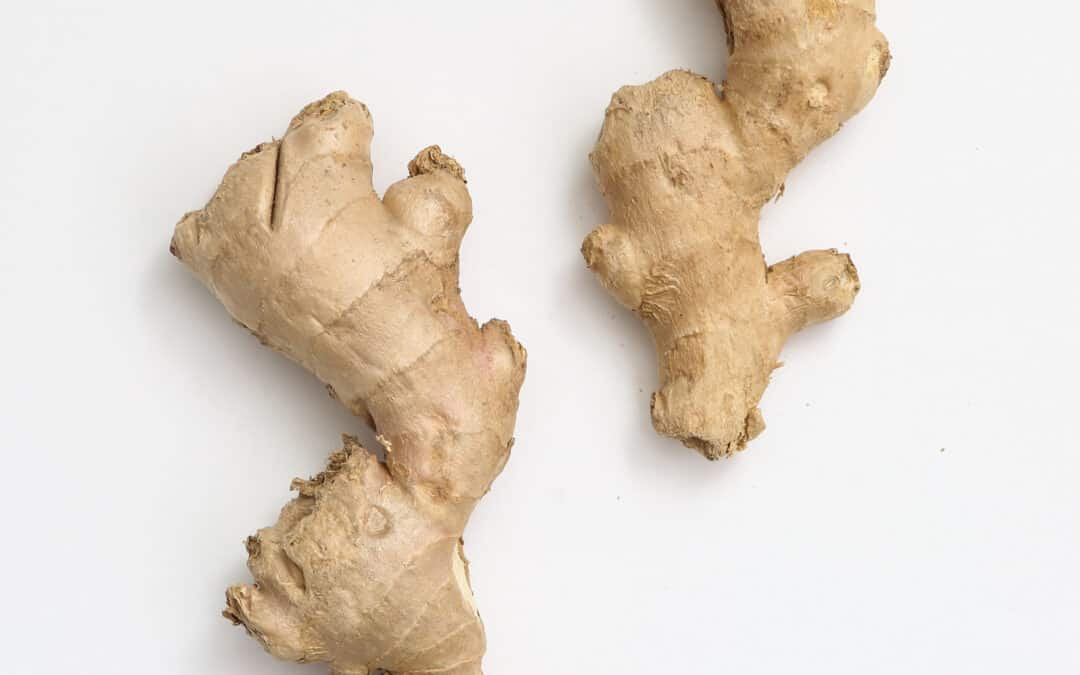 Ginger - anti-inflammatory